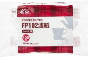カリタ コーヒーフィルター FP102(100枚入)