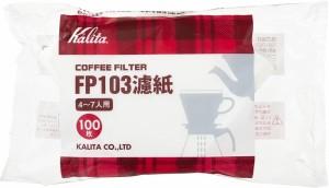 カリタ コーヒーフィルター FP103(100枚入)