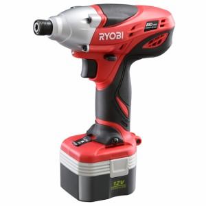 リョービ(RYOBI) BID-1260 充電インパクトドライバ 12V LEDライト付 新着の画像