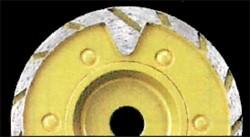リョービ(RYOBI) DC100LK 金匠 防振 ダイヤモンドブレード 100mm カップ型 6682611 新着の画像
