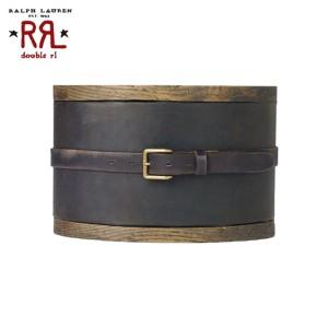 7e44491a71ef ダブルアールエル RRL 正規品 メンズ ベルト Winston Leather Belt