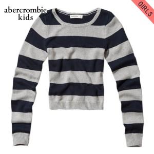 アバクロキッズ セーター ガールズ 子供服 正規品 AbercrombieKids  slim cropped sweater 250-754-0237-029