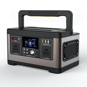 代引不可【Z-500 alpha コンパクト蓄電池 500W】AC式充電器 DC式充電器 充電器 ポータブル電源 家庭用 停電 災害 非常時 家庭用蓄電池 屋