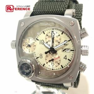 3c98325030 未使用 あす着 SECTOR セクター 3251907045 コンパス デュアル 腕時計 ブラック