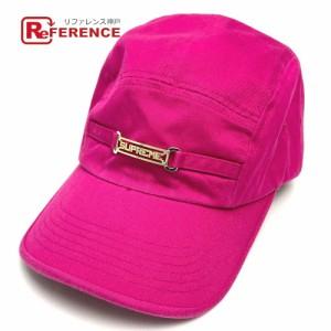 Supreme シュプリーム ベルト金具 ロゴ金具 ベースボールキャップ 帽子