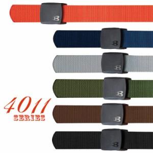 BURTLE バートル ベルト 4011シリーズ フリーサイズ ナイロン製 全6色 サイズ自在 作業用