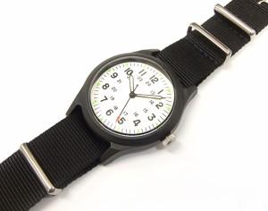 6550df6786 アルファ ベトナムウォッチ ALW-46374 ALPHA 腕時計 メンズ ミリタリーウォッチ ホワイト×ブラック 新品