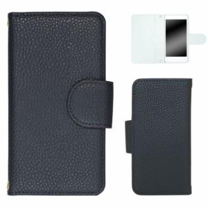 スマートフォン for ジュニア SH-05E ケース スマホケース 手帳 型 手帳型 オーダー レザー風 合皮 両利き対応 カード収納 人気 色
