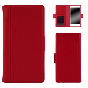 Huawei P8lite ALE-L02 ケース 手帳型 スマホケース オーダー スパイン サイドマグネット P8lite ALE-L02 カバー シンプル コンパクトベ