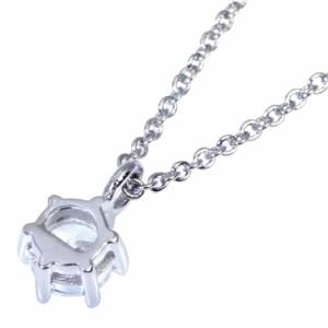 ダイヤモンドローズ アンティークレッド プリザーブドフラワー 薔薇 バラ ボックス付 一粒 CZ ネックレス 送料無料