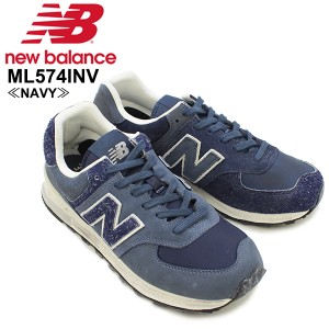 46235be1b5ef4 【送料無料】ニュー バランス(New Balance) ML574 NEW BALANCE×INVINCIBLE スニーカー