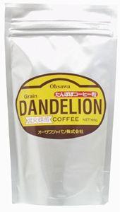 たんぽぽコーヒー(粒) 100g 【オーサワ】