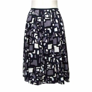 8a50ef50c407 美品 TRANS WORK トランスワーク テキスタイルスカート (日本製 Made in Japan 三陽
