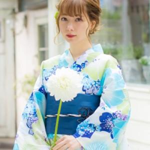 6.夏の青色サクラ浪漫