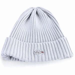 b7d7ac736d6581 ニット帽 メンズ リブニット LACOSTE 帽子 綿 ワッチ レディース サマーニット コットン ラコステの画像