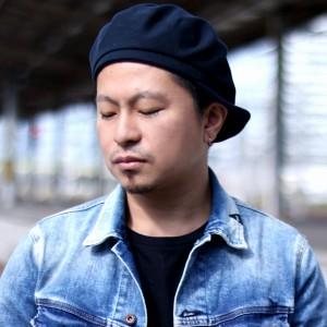 ツバ付き 日本製 ベレー帽 レディース 小物 布帛 ベレー 秋 冬 ブランド ベレー帽 メンズ 帽子 r|au Wowma!(ワウマ)