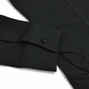 86f4c0b748ed4 GIVENCHY ジバンシー メンズポプリンシャツ BM608R100J ブラック  2019春 ...