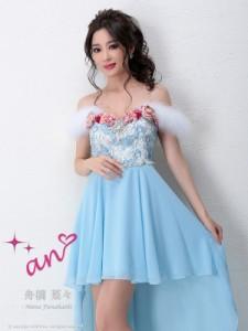 an ドレス AOC-3006 ワンピース ミニドレス Andyドレス アンドレス キャバクラ キャバ ドレス キャバドレス