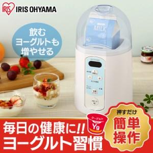 アイリスオーヤマ ヨーグルトメーカー 甘酒 作り方の画像
