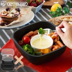 フライパン 鍋 スキレットコートパン 6点セット フライパンセット セット IH対応 フライパン 鍋 なべ セット 取っ手が外せる スキレット