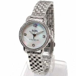 950f09d71538 コーチ 時計 レディース COACH アウトレット デランシー レディース ウォッチ シルバー 腕時計 14502477