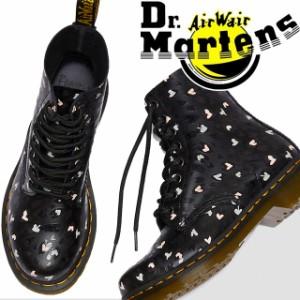送料無料 レディース ショートブーツ ブーツ レースアップブーツ 人気 流行 Dr.Martens 1460 8EYE BOOT 25481001 ドクターマーチン パス