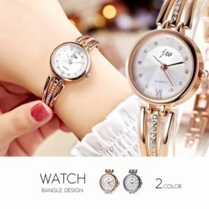 super popular f1f85 16e00 腕時計 レディース レディース腕時計 ブレスレットウォッチ キラキラ 安い おしゃれ プレゼント Jewel ジュエル ラインストーン|au  Wowma!(ワウマ)