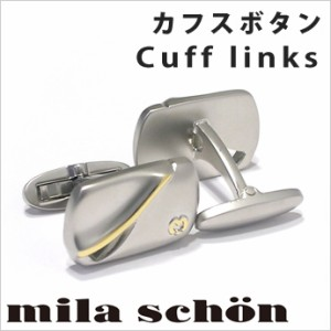 【送料無料】【送料無料】ミラショーン カフスボタン Mila Shon カフス アクセサリー メンズ/MSC10331