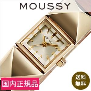 327ed40b76 [正規品]MOUSSY時計 マウジー腕時計 MOUSSY マウジー 時計 スタッズ STUDS WM0021B4