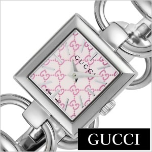 グッチ 腕時計 GUCCI 時計 トルナヴォーニ シリーズ レディース/ピンク YA120515