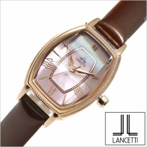 c4d2b01bc2 [正規品]LANCETTI時計 ランチェッティ腕時計 LANCETTI ランチェッティ 時計 LT-6210R-BR