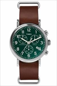 [正規品]TIMEX腕時計 [ タイメックス時計 ] TIMEX タイメックス 時計 ウィークエンダークロノ ( WeekenderChrono ) S-TW2P97400
