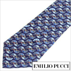 【送料無料】【送料無料】エミリオプッチネクタイ EMILIO PUCCI PUCCI-P7005-2
