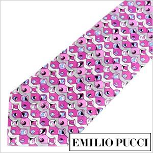 【送料無料】【送料無料】エミリオプッチネクタイ EMILIO PUCCI PUCCI-P8008-4