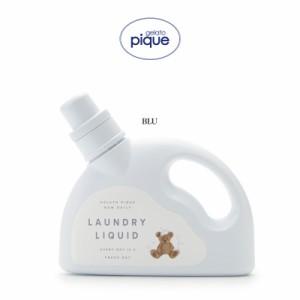 gelato pique ジェラートピケ 通販 洗剤 750ml pwls209008 ジェラピケ コスメ 新パッケージ フローラルの香り お子様の服にも安心
