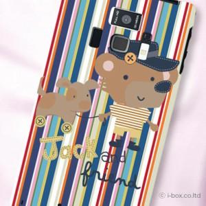 T-01D REGZA Phone /F-08D Disney Mobile ハードケース★アニマル☆t01d_a31_536