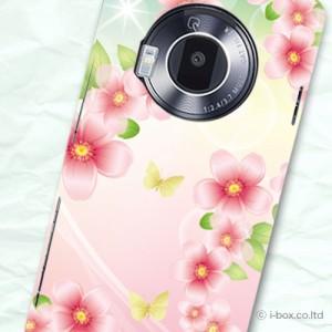 P-02D/101P LUMIX Phone プリント布ケース★フラワー☆p02d_f03_568