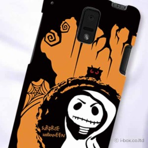 ISW13HT HTC J ハードケース★インパクト・ハロウィン☆isw13h_a02_344