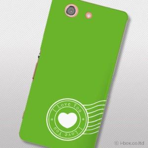 Xperia Z3 Compact SO-02G スマホケース カバー★シンプル☆so02g_a32_598