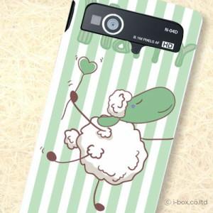 N-04D MEDIAS LTE ハードケース★アニマル☆n04d_a31_542