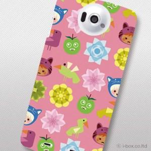 N-03E Disney Mobile ハードケース★ラブリー☆n03e_a02_374