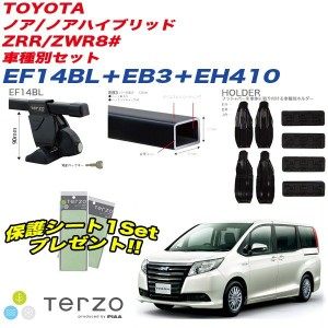 キャリア 車種別セット H18.7〜 ストリーム RN6/7/8/9 テルッツォ/Terzo:EF14BLX+EB2+EH305&EA19