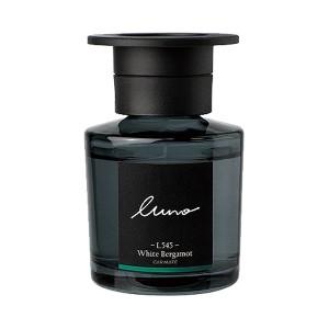 芳香剤 ルーノオム フレグランスリキッド ホワイトベルガモット ブラック 車/カーメイト L545