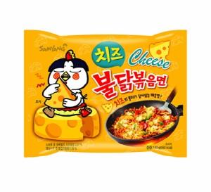★★お買い得★★ブルダック麺 シリーズ5種セット★★辛いラーメン★★韓国食品市場 韓サイ★★