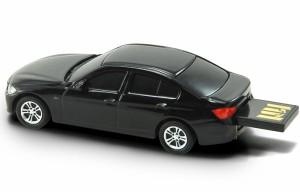 送料無料 AUTODRIVE オートドライブ8GB BMW 335i ブラック USBメモリー