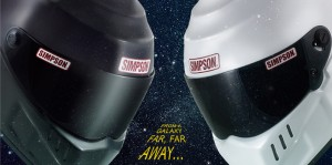 送料無料 SIMPSON シンプソンヘルメット スピードウェイ RX12 SPEED WAY RX-12 ホワイト 国内仕様 SG規格 フルフェイス