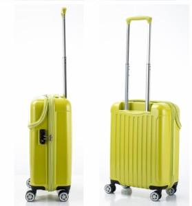 6ff56d7ee66d99 【機内持ち込み可能】ACTUS トップオープンキャリー TOPS 33L Sサイズ 74-20310 ジッパーキャリー TSAロック スーツケース  ハード 双輪