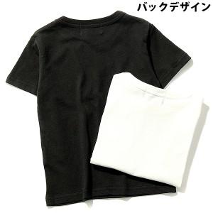 子供服 [宇宙柄ナンバーロゴプリント半袖Tシャツ カットソー] M1-4