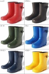 レインブーツ 子供 キッズ ブーツ 子供 子供服 男の子 女の子 [全19色 レインシューズ 長靴 雨具 雪] ドット スター ×送料無料 M0-0