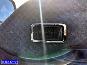 BRIGHTZ ボンゴトラック SL SK 超鏡面ステンレスメッキフロントインナードアハンドルカバー 皿 2PC INSDHC134